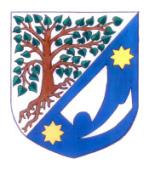 Znak obce Mokré