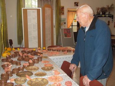 Výstava keramiky 12.10.2012